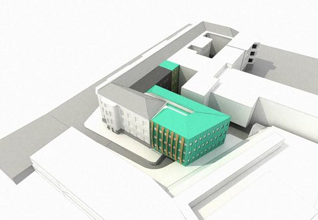 KBC ZAGREB - KLINIKA ZA ŽENSKE BOLESTI I PORODE - faza 2, UPI-2M, kbc