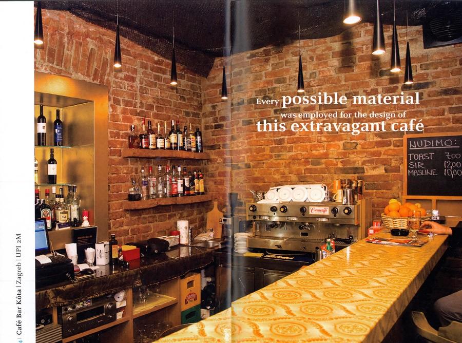 CAFÉ - best of coffee shop design