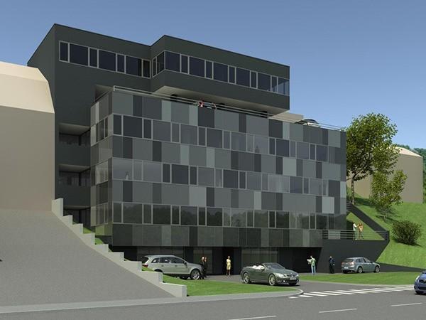 poslovna građevina, ilica, zagreb, business, office building, arhitektura, architecture, upi-2m, upi2m, Poslovna građevina 'K' by UPI-2M