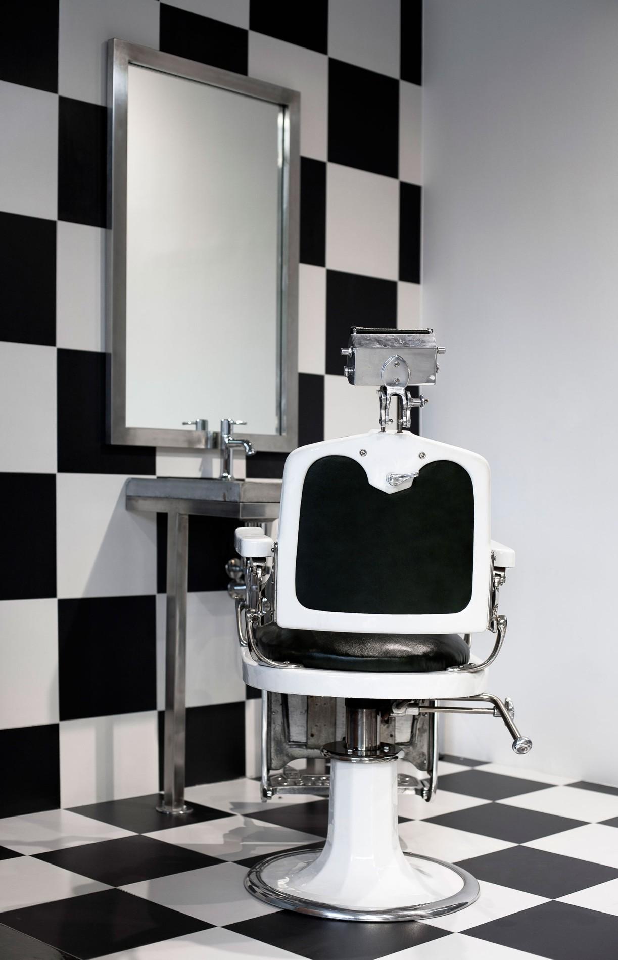 SASHA brijačko-frizerski salon za muškarce, UPI-2M