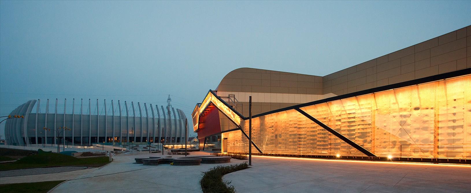 Arena Zagreb, UPI-2M