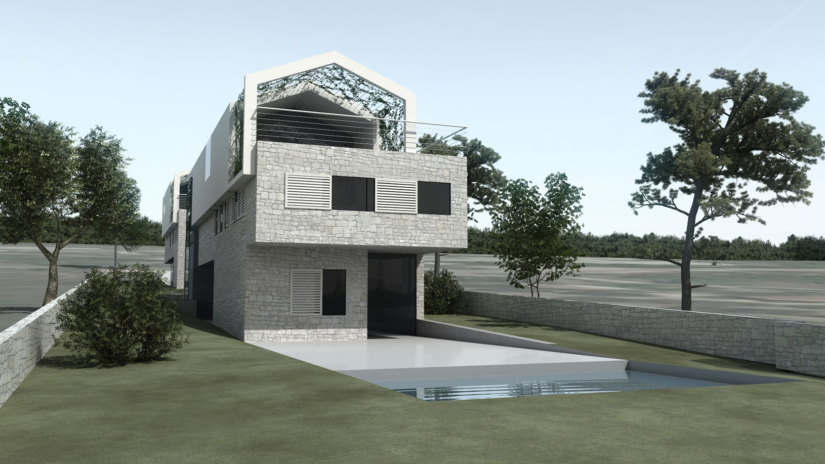 kuća jaklin, KUĆA ZA ODMOR J , UPI-2M