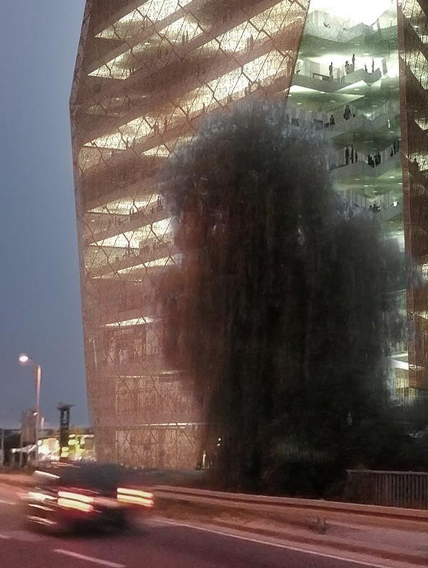 Crodux Tower, nagrada, UPI-2M