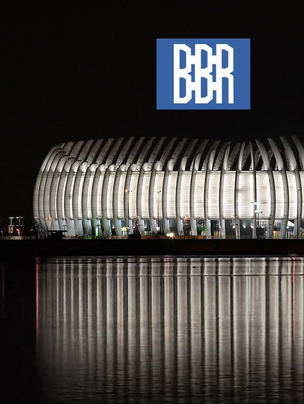 Arena Zagreb, BBR 2010 nagrada, UPI-2M