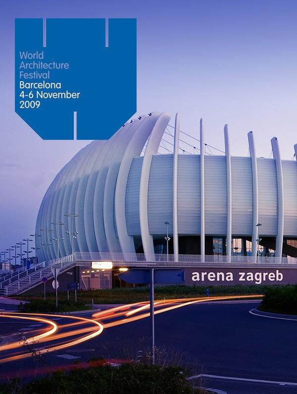 Arena Zagreb, WAF 2009 nagrada, UPI-2M
