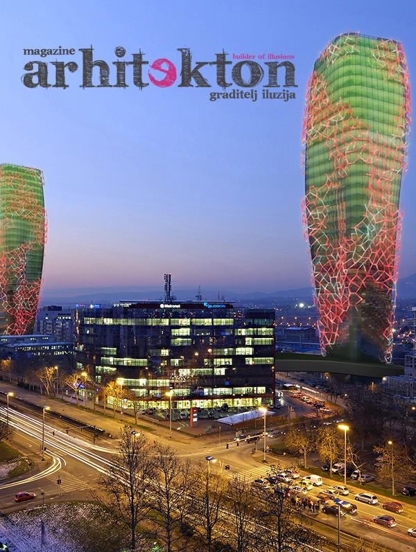 Biooctanic, Arhitekton 2011 nagrada, upi-2m