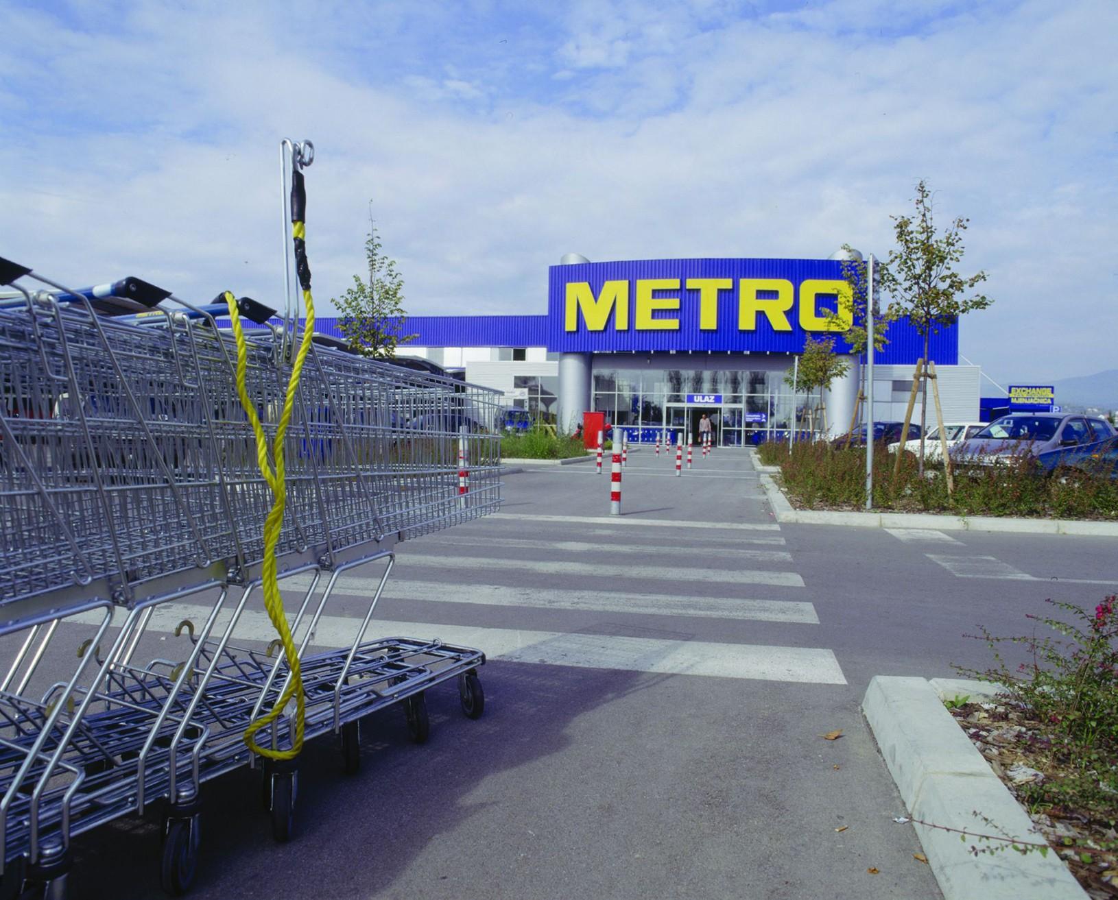 Metro Cash Carry Jankomir Upi 2m