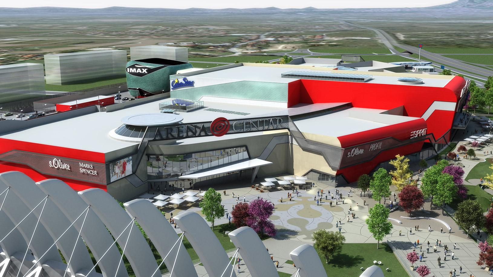 Imax Arena 1 Upi 2m
