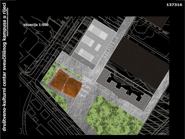 Campus Rijeka, UPI-2M, arhitektura, rijeka, campus, kampus, rijeka, croatia, architecture