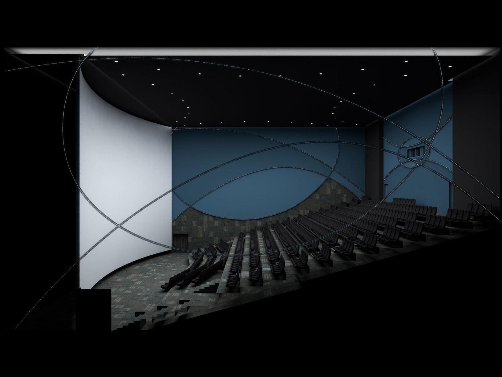Imax Arena Kino Dvorana Upi 2m Upi 2m