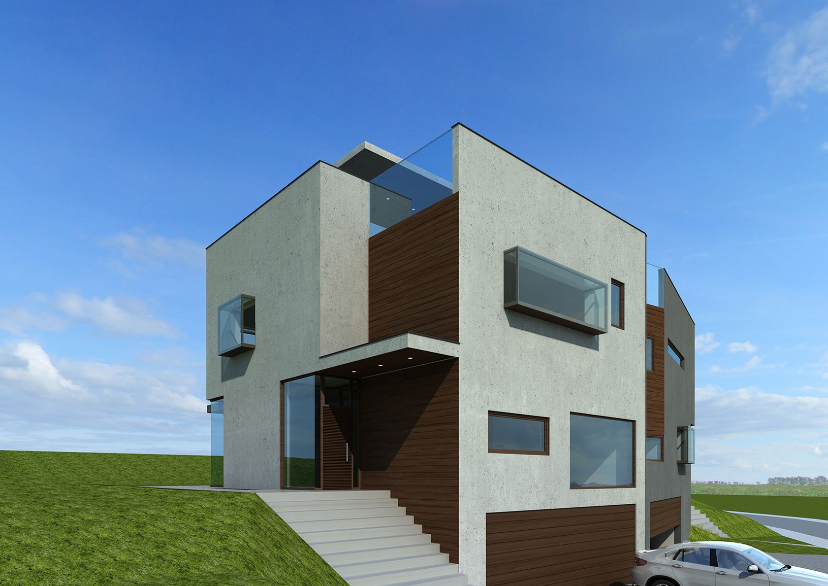 Istarska - stambena kuća, UPI-2M