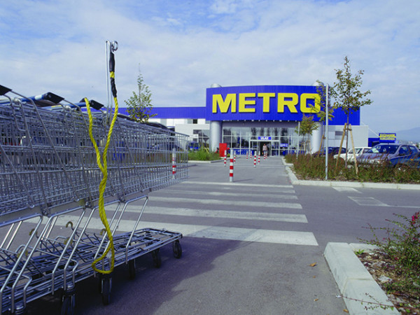 metro, sesvete, cash, carry, mall, center, centar, arhitektura, architectural, METRO CASH & CARRY, UPI-2M