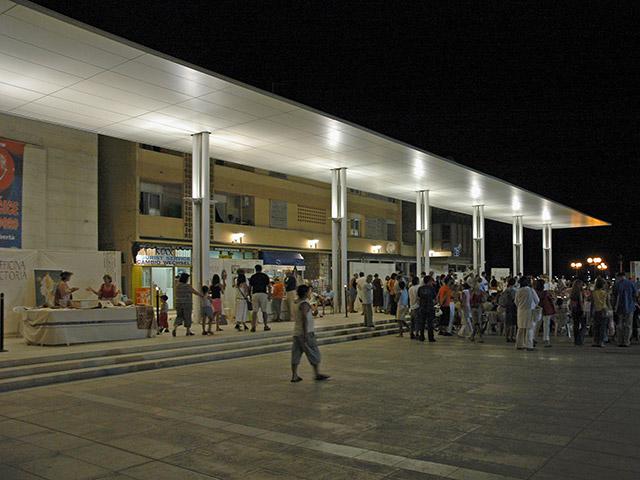 main square, SREDIŠNJI GRADSKI TRG U UMAGU , UPI-2M, trg, gradski trg, square, umag, hrvatska, croatia, architecture