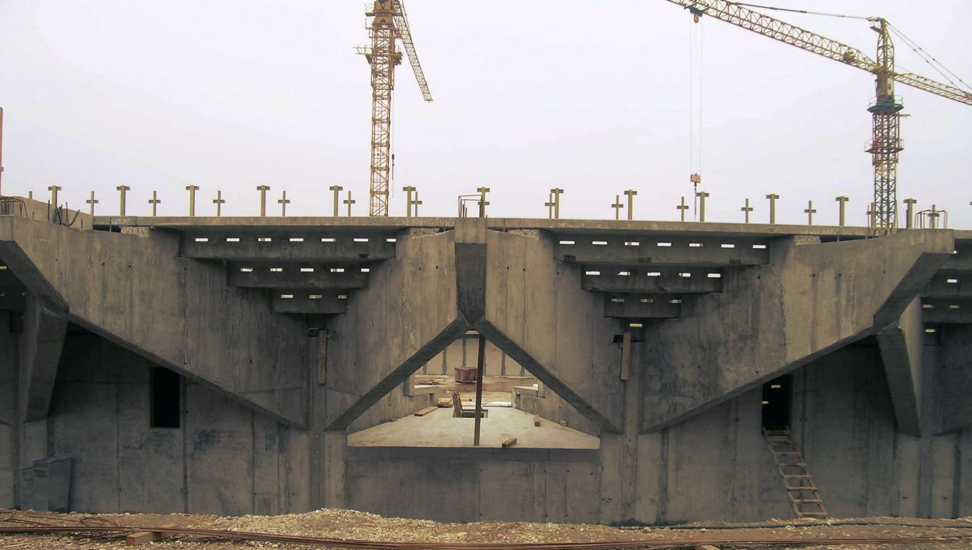 koprivnica, fran galović, gimnazija, konstrukcija, structure, upi-2m, upi2m, concrete, beton, koprivnica, hrvatska