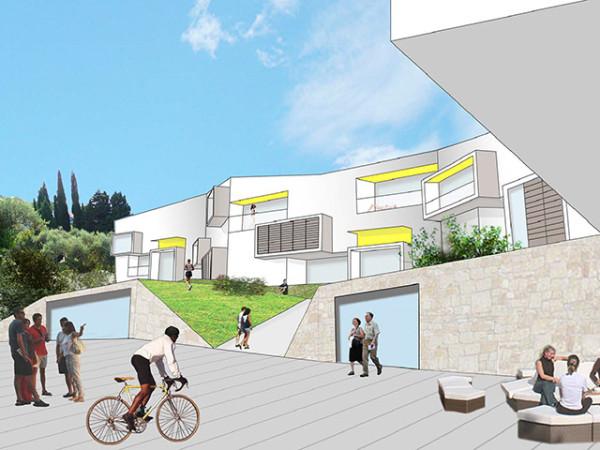 pržno-podličak, przno-podlicak, pržno, podličak, pržno-podličak, budva, montenegro, crna gora, upi-2m, architecture, arhitektura