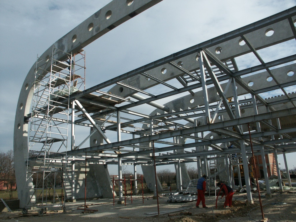 agmar, structure, steel, upi-2m