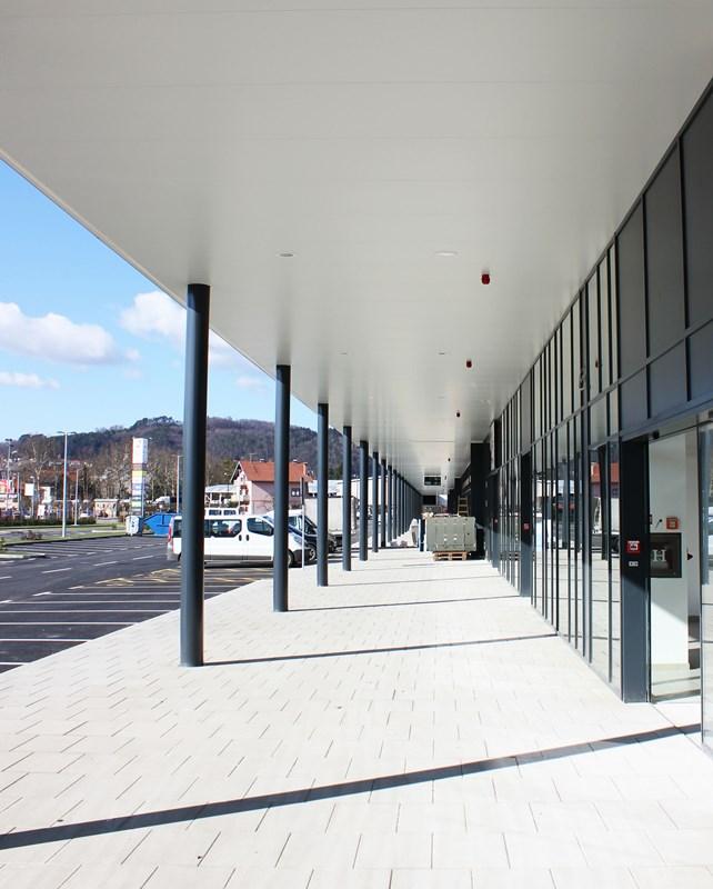 Retail park Samobor