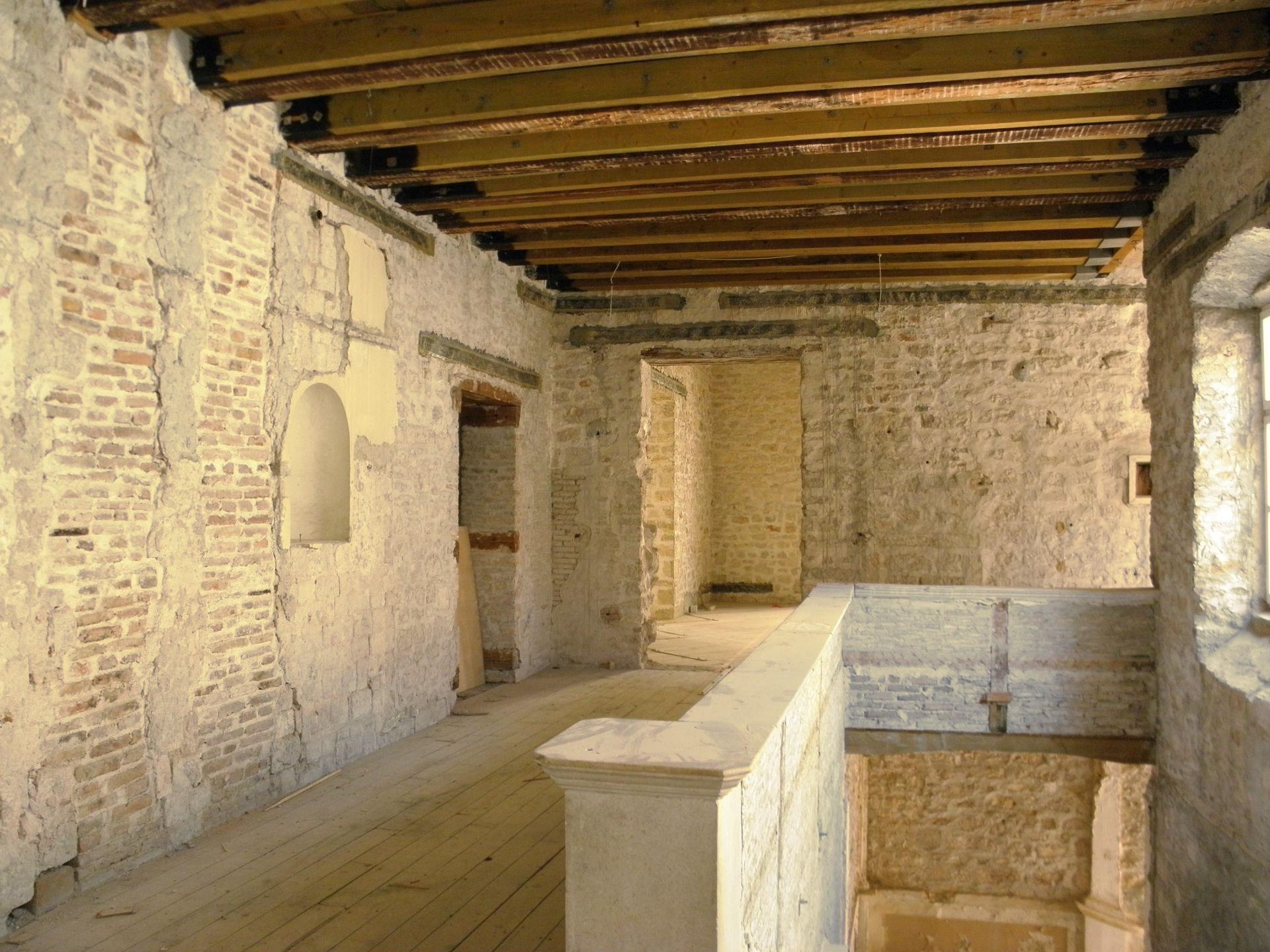 muzej dvije palače, kneževa palača, zadar, hrvatska, ab forum, upi-2m, zidano, muzej, dvije palače, palača, 2 palaces museum, palace, rector's palace