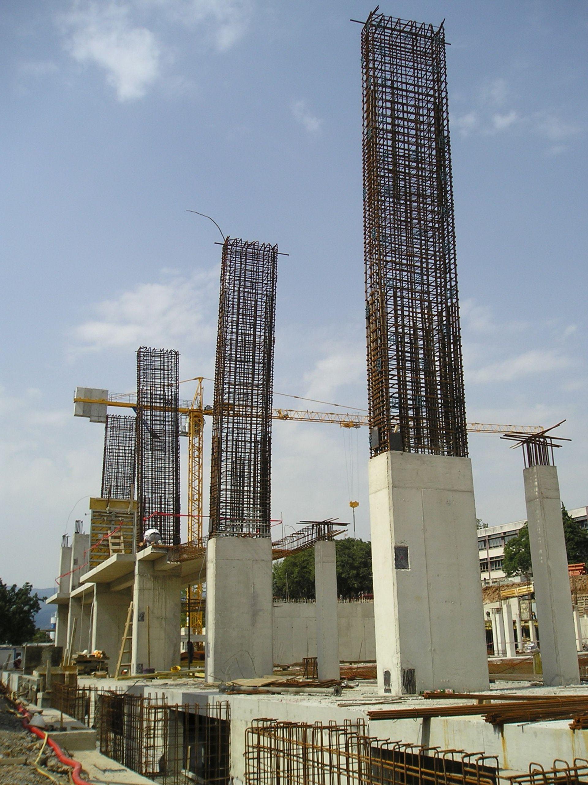 zamet, beton