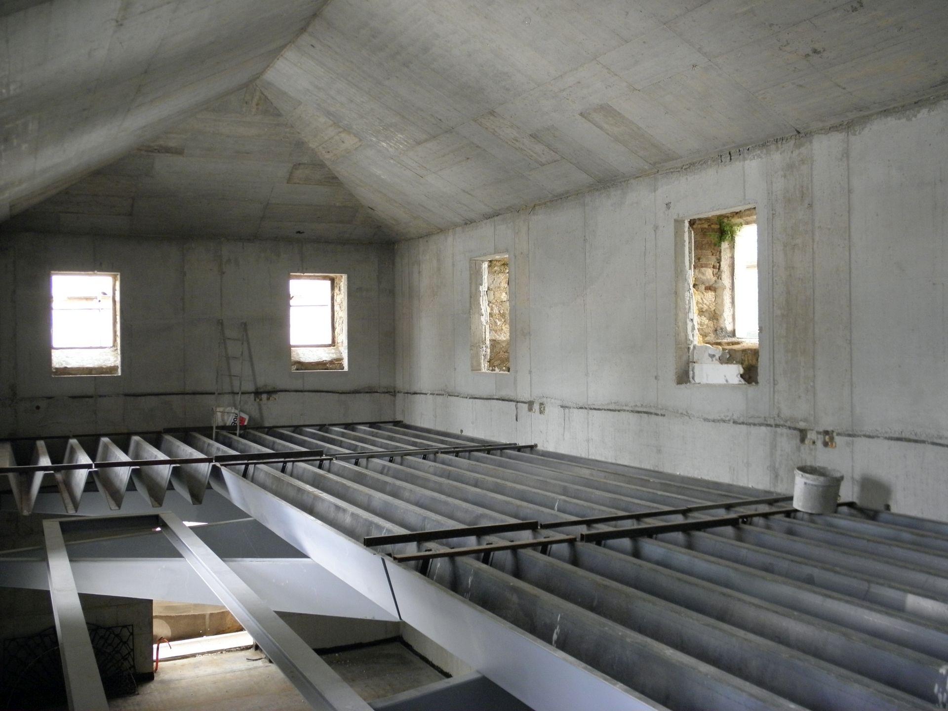 PALAČA CEDULIN, ZADAR, UPI-2M, čelik, steel