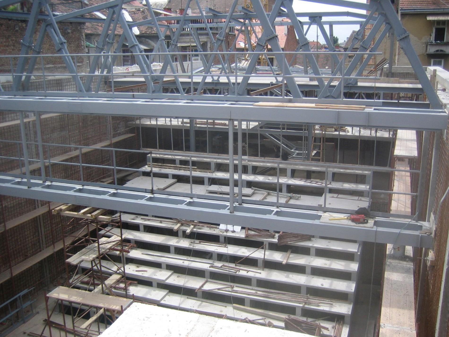 apolo, upi-2m, upi2m, konstrukcija, construction, čelik, steel, structure, 3lhd, cinema apolo, kino apolo
