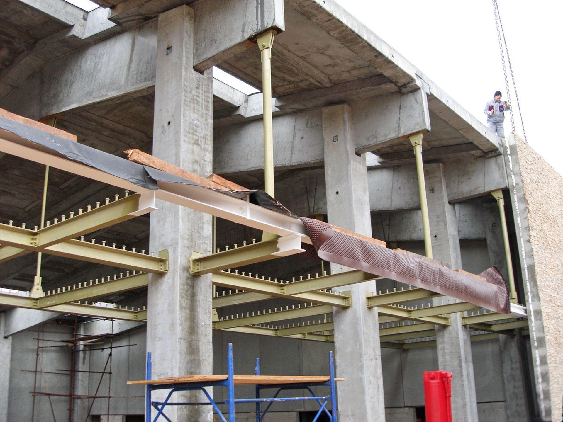 bale, sportska dvorana, konstrukcija, beton, studio 3lhd, 3lhd, upi-2m, upi2m, bale, dvorana