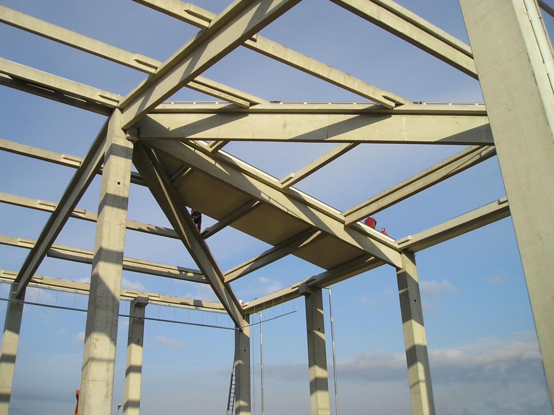 arhiv trezor, trezor, arhiv, beton, concrete, konstrukcija, construction, structure, donji stupnik, upi-2m, upi2m, steel, čelik