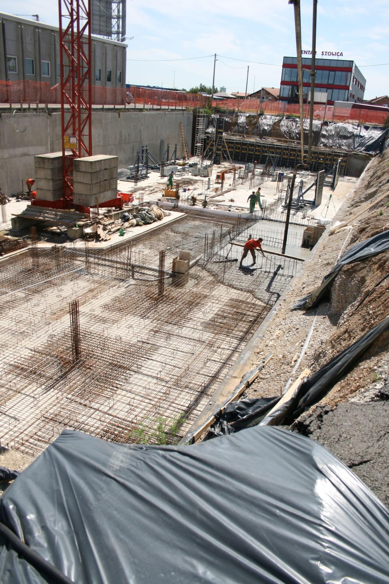 stipić, stipic, upi-2m, beton,lučko, zagreb, hrvatska, croatia,concrete,architecture, stipić, novi stipić, stipić d.o.o., structure