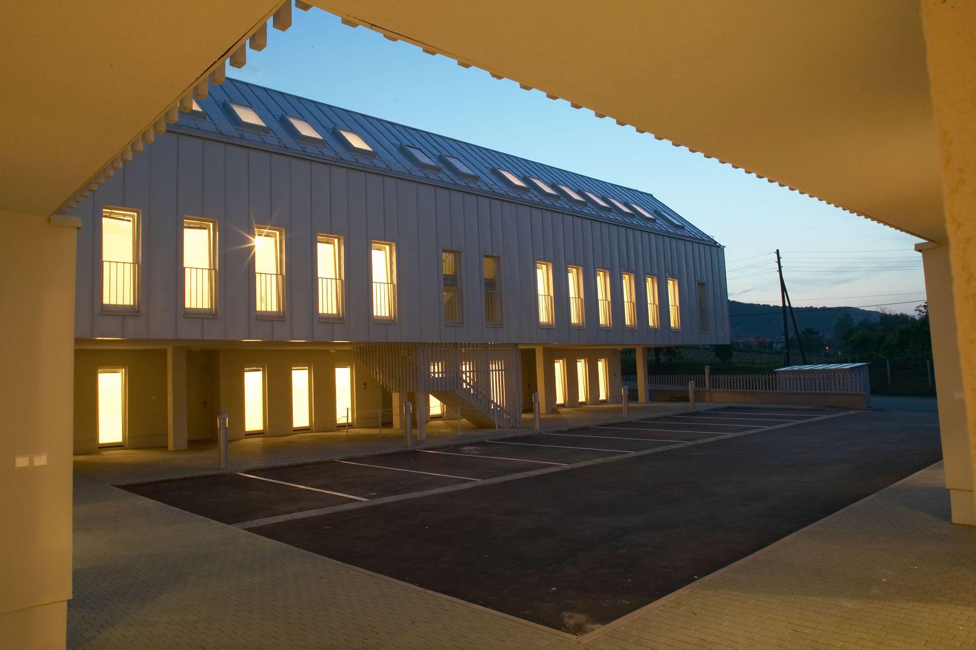 POS Samobor, POS, APN; Iva Letilović, Morana Vlahović, UPI-2M, konstrukcija, Samobor, croatia, structure, concrete, beton