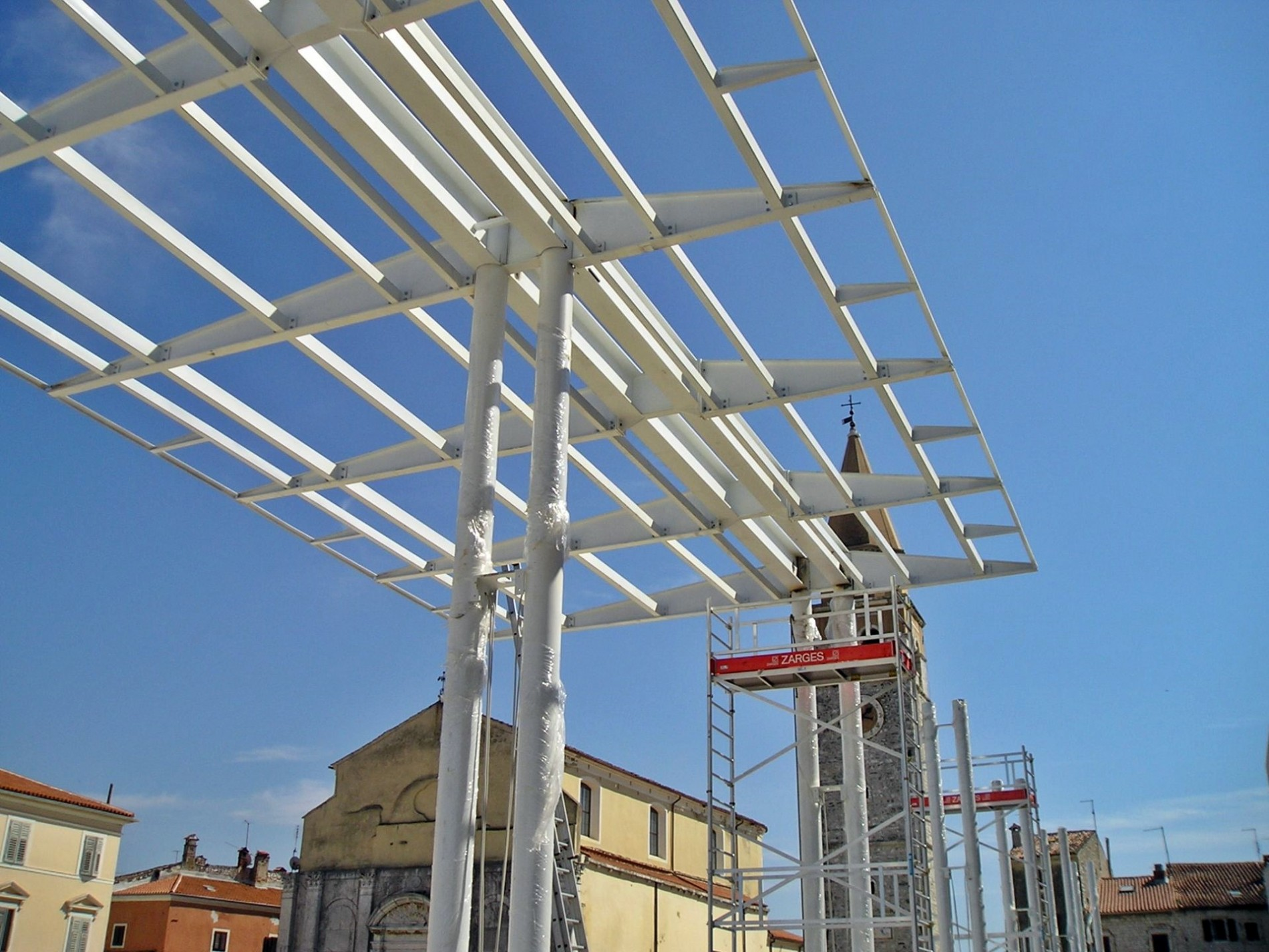 središnji gradski trg u umagu, umag, središnji trg, gradski trg, main square in umag, structure, nenad fabijanić, konstrukcija, upi-2m