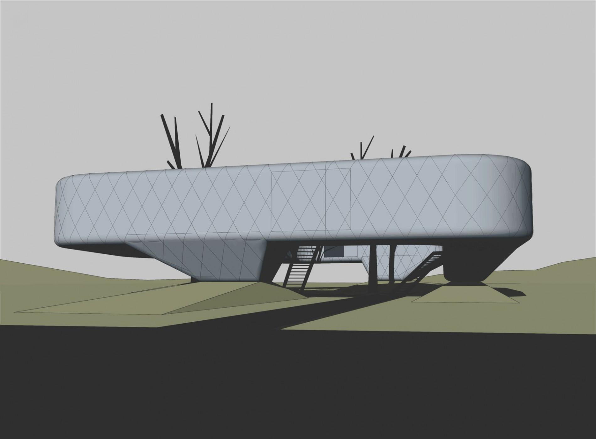 Njirić+ arhitekti, upi-2m, structure, china, kina, cipea house, cipea,