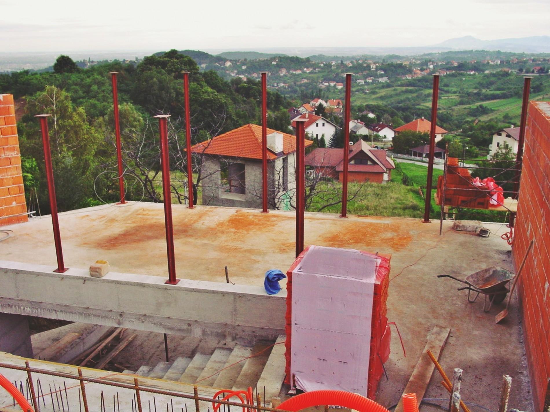 HOUSE J, house j, kuća j, kuća, j, jakobović, jakobovic, concrete, beton, structure, konstrukcija