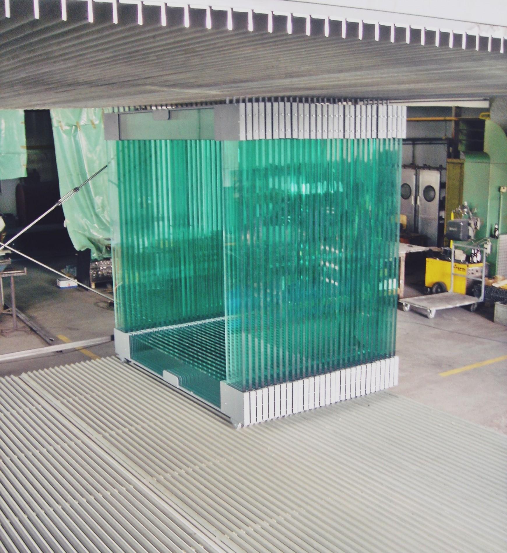 venice architecture biennale, venecijanski arhitektonski bijenale, 2004, frameworks, croatia, hrvatska, steel, čelik, venice bienalle 2004, construction, upi-2m, upi2m