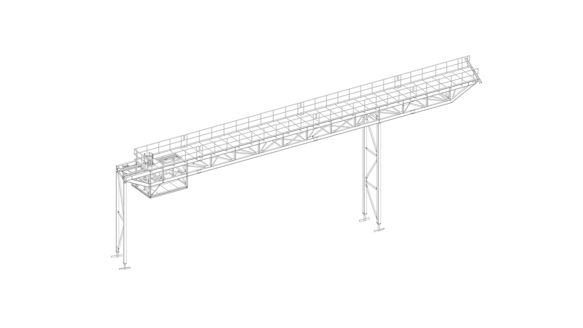 AGC, glass factory, AGC Asahi glass, tvornica stakla, brazil, upi-2m, structure, construction, steel, čelik