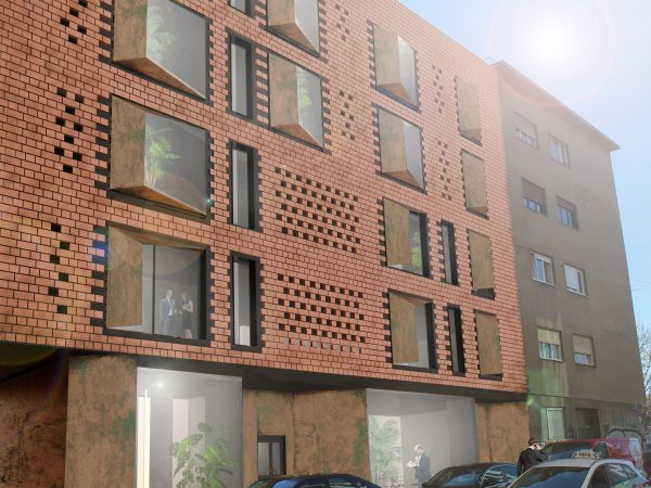 PETRINJSKA, petrinjska 87, stanovanje, family, interior, architecture, internship, stručna praksa arhitekti, upi-2m, natječaj, competition
