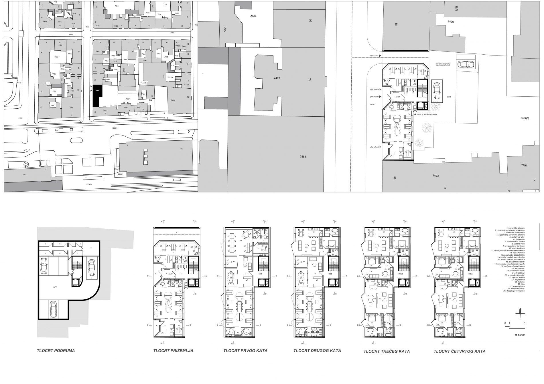 petrinjska 87, stanovanje, family, interior, architecture, internship, stručna praksa arhitekti, upi-2m, natječaj, competition