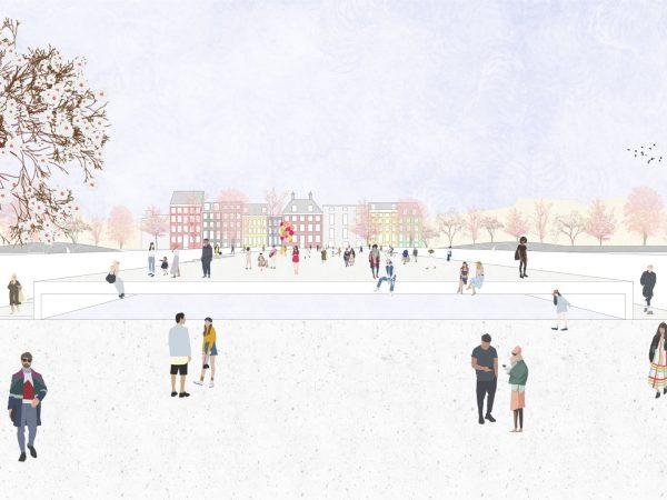 amsterdam, archasm, amsterdam art bridge,, bridge, most amsterdam, top 50, natječja, competition, upi-2m, upi-2m laboratorij, stručna praksta, arhitekti, architecture, arhitektura