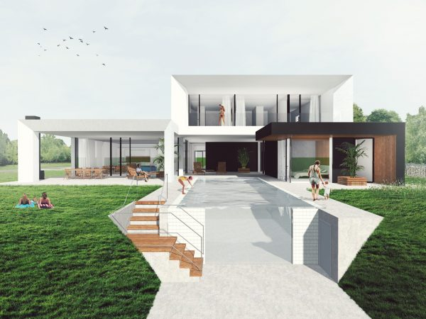 vila ližnjan c, modern house, design, vila, ližnjan, croatia, villa, upi-2m, architecture, arhitektura, kuća za odmor, holiday house