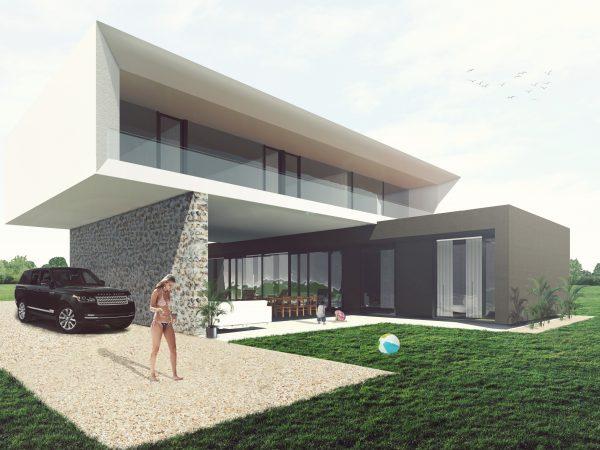 modern house, design, vila, ližnjan, croatia, villa, upi-2m, architecture, arhitektura, kuća za odmor, holiday house, villa, vila, vila ližnjan t