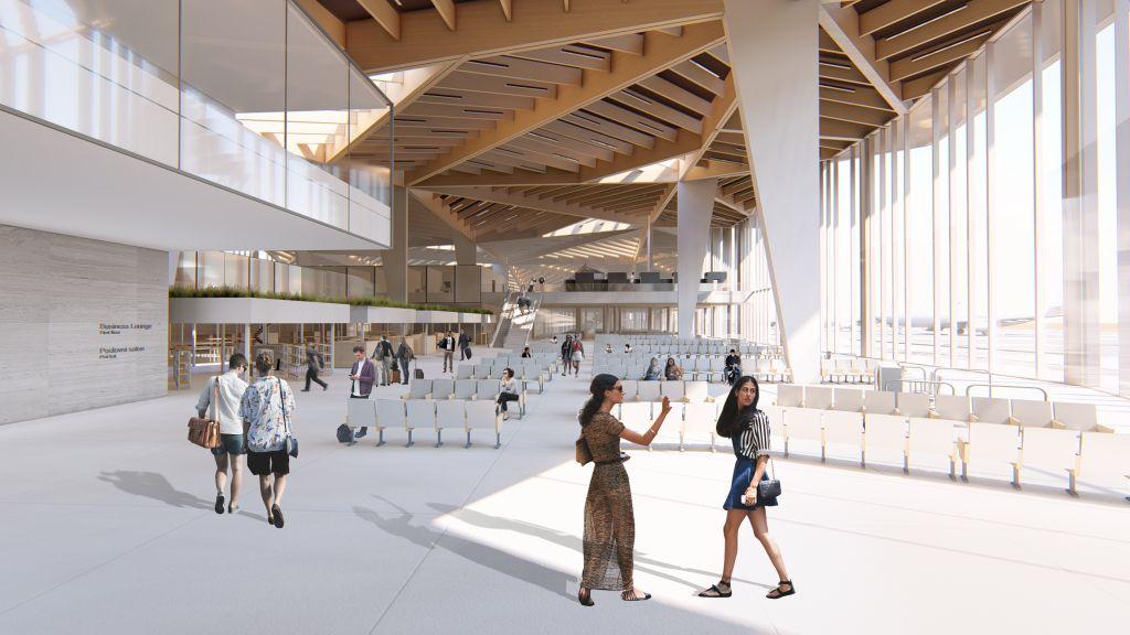 zadar airport, zračna luka zadar, zadar, natječaj, arhitektura, architecture, competition, croatia