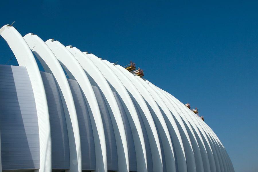 Arena zagreb konstrukcija
