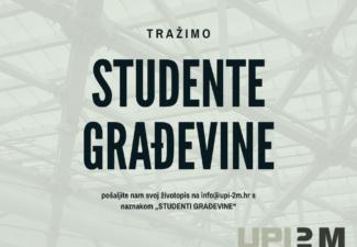 studenti, studentski posao, građevina, studenti građevine, allplan, zagreb, upi2m